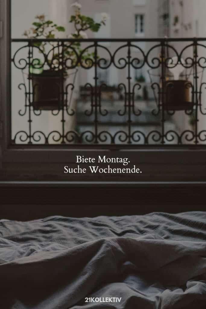 Sorry, ich brauche erstmal einen Kaffe. Guten Morgen Bild