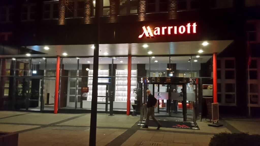 marriot hotel koeln