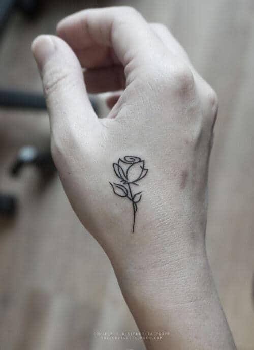 tattoo klein 11