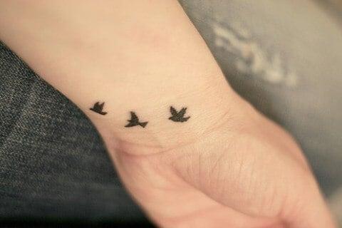 tattoo klein 17
