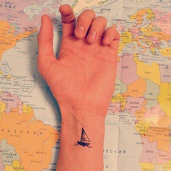 tattoo klein 8