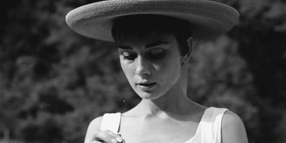 Audrey Hepburn hatte auch kein Internet!