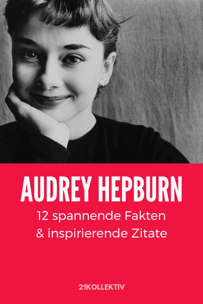 Audrey Hepburn Pinterest