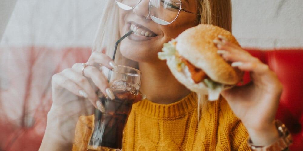 Fast Food ist lecker, aber selten gesund. Allseitsbekannte Weisheit
