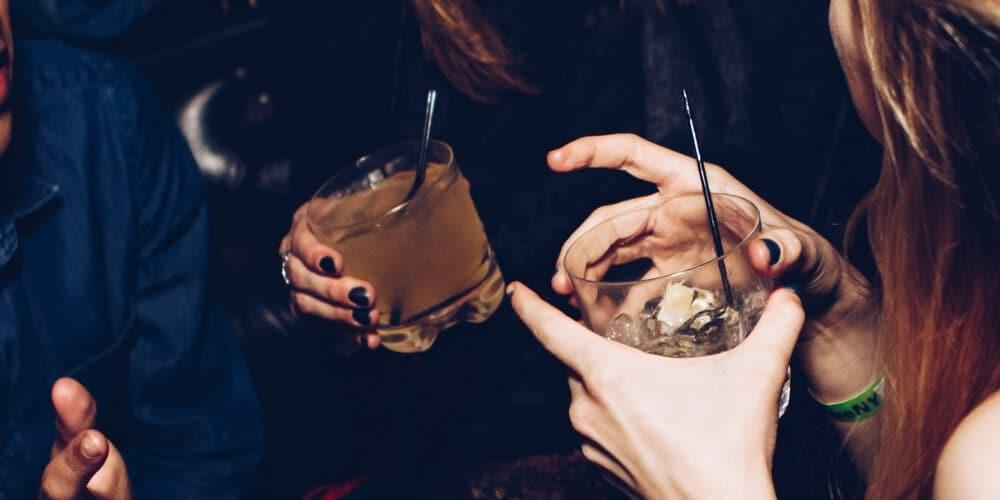 Auch Alkohol sollte nur in Maßen genoßen werden...