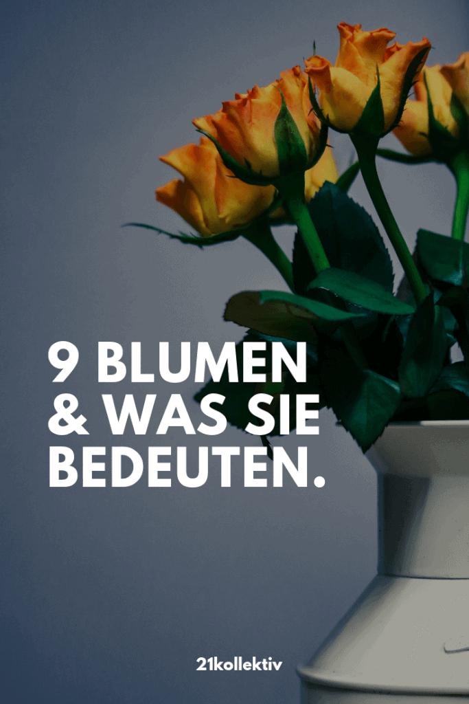 9 Blumen was sie bedeuten