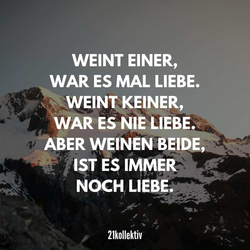 So ist es leider... #spruch #liebe #liebeskummer #herzschmerz