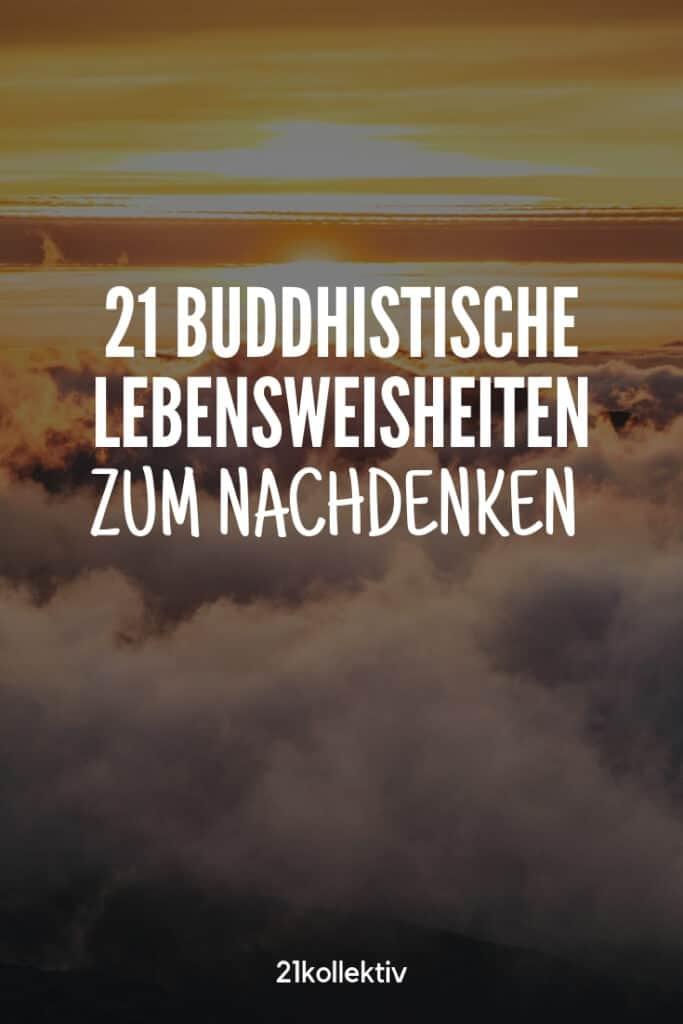 Die besten Buddha Sprüche | 21kollektiv