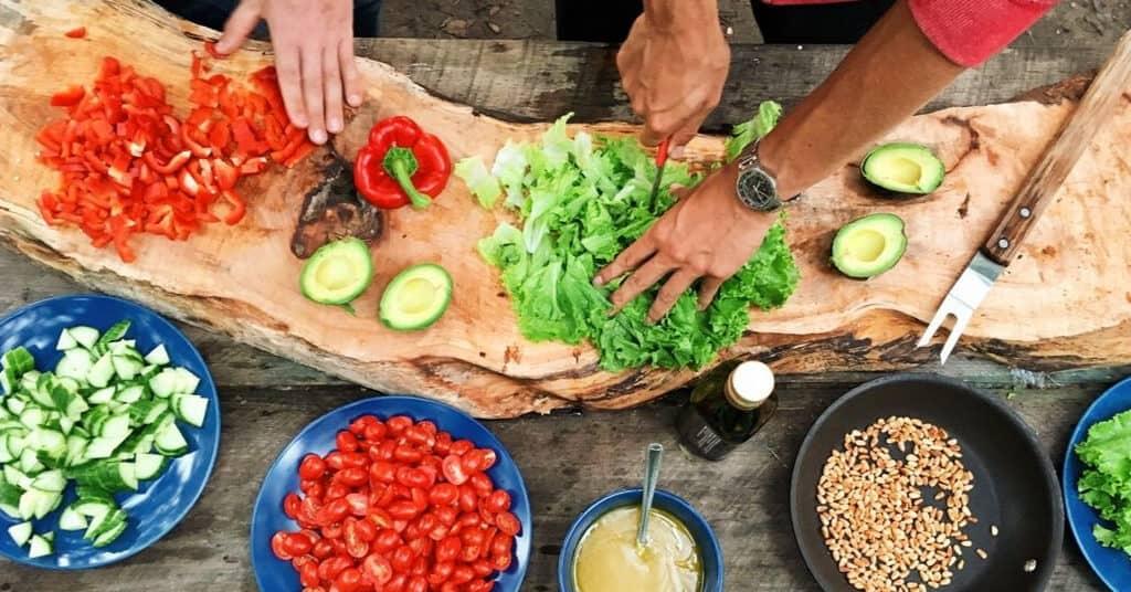 BlogImage: Gesunde Auswahl an Gemüse