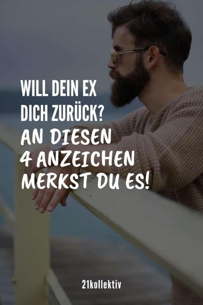 Daran merkst du, dass dein Ex noch in dich verliebt ist | 21kollektiv