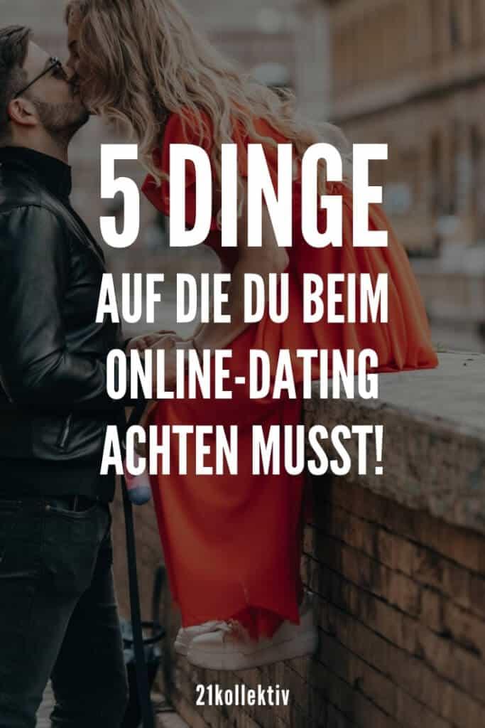 5 Fehler, die Frauen beim Online-Dating machen | 21kollektiv