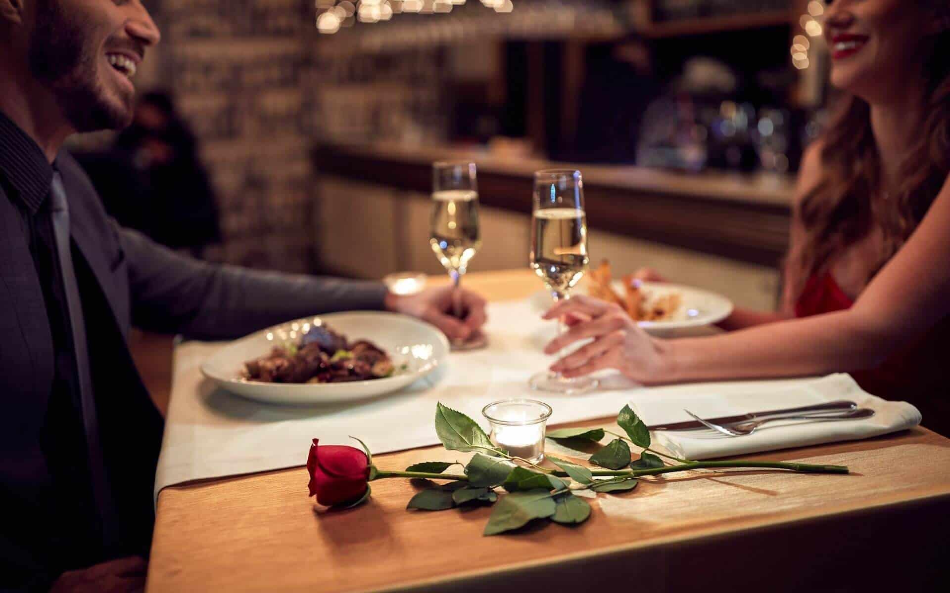 Romantische Gesten, die beweisen, dass er sich Gedanken gemacht hat