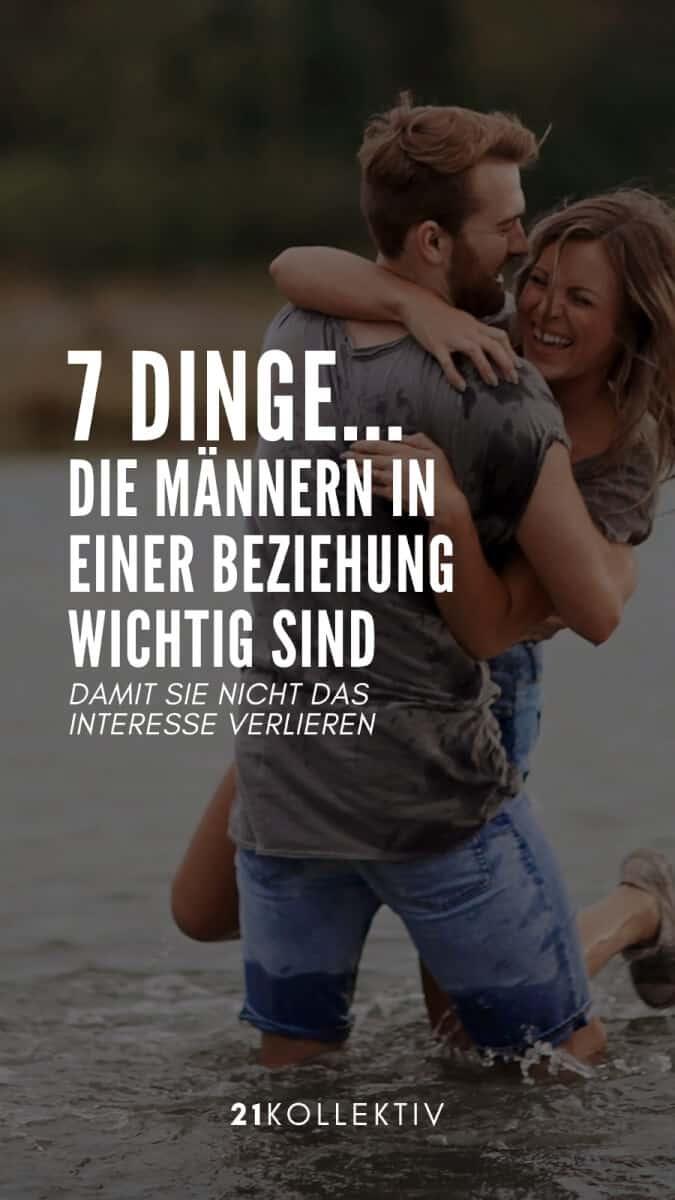 7 Dinge, die Männern in einer Beziehung wichtig sind | 21kollektiv