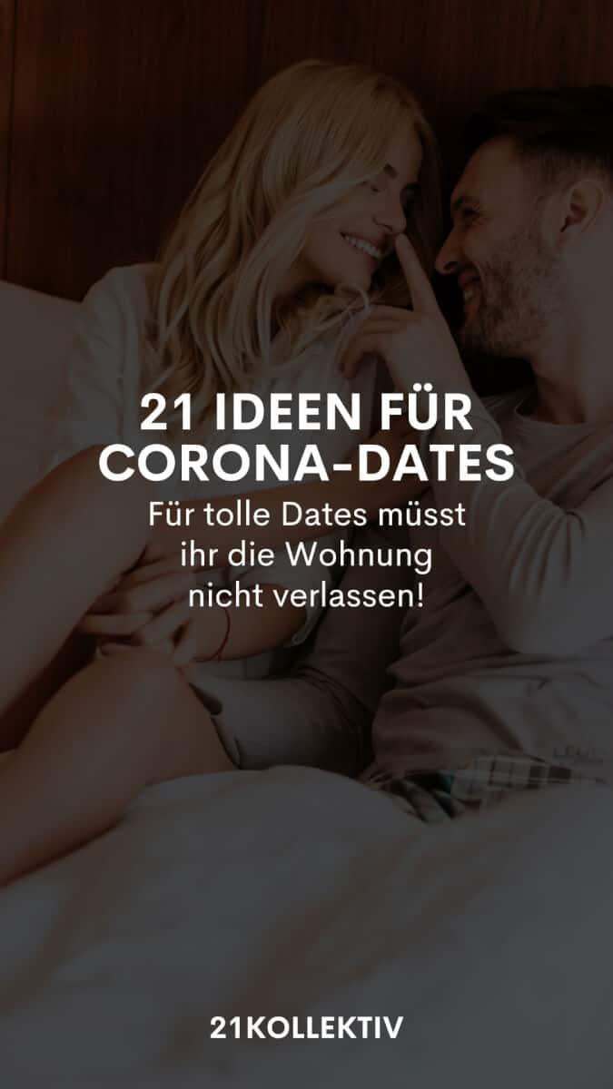 21 Ideen für tolle Dates zu Hause | 21kollektiv