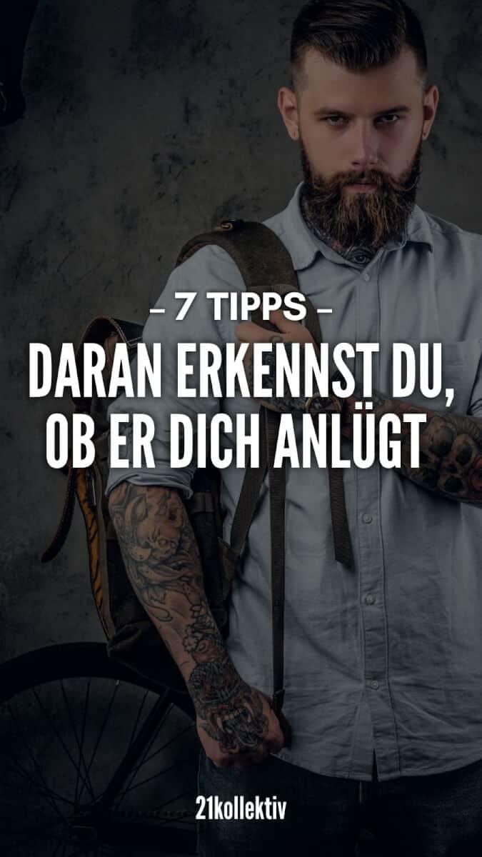 7 Tipps: So erkennst du sofort, ob er dich anlügt! | 21kollektiv
