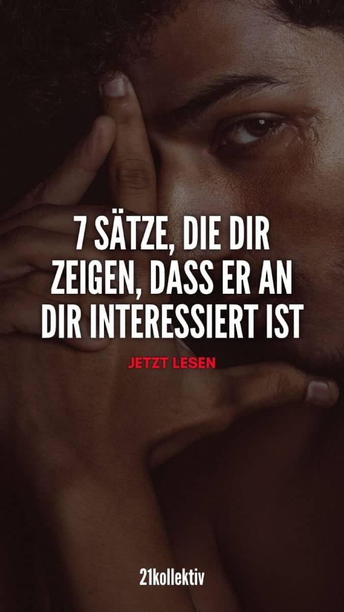 7 Sätze, die zeigen, dass er an dir interessiert ist   21kollektiv