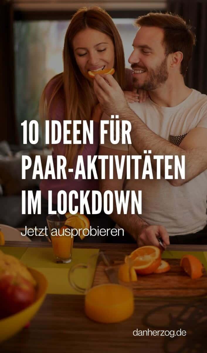 10 ungewöhnliche Lockdown-Dates für zu Hause | 21kollektiv