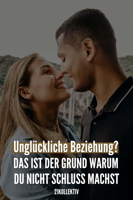 Unglückliche Beziehung? Das ist der Grund warum du nicht Schluss machst