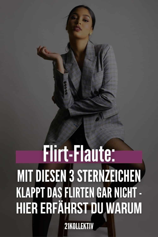 Flirt-Flaute: Mit diesen 3 Sternzeichen klappt das Flirten gar nicht - hier erfährst du warum