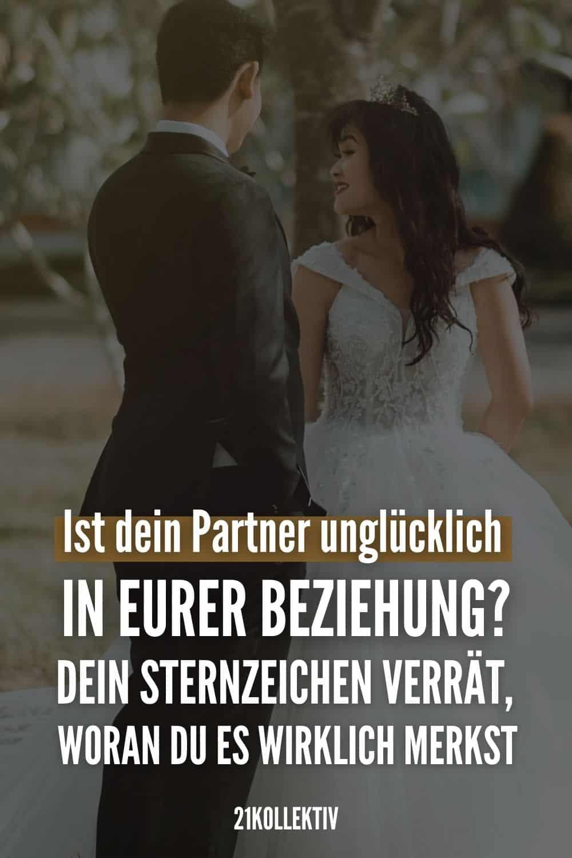 Ist dein Partner unglücklich in eurer Beziehung? Dein Sternzeichen verrät, woran du es wirklich merkst