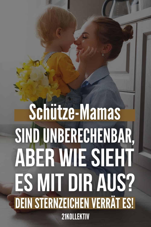 Schütze-Mamas sind unberechenbar, aber wie sieht es mit dir aus? Dein Sternzeichen verrät es!