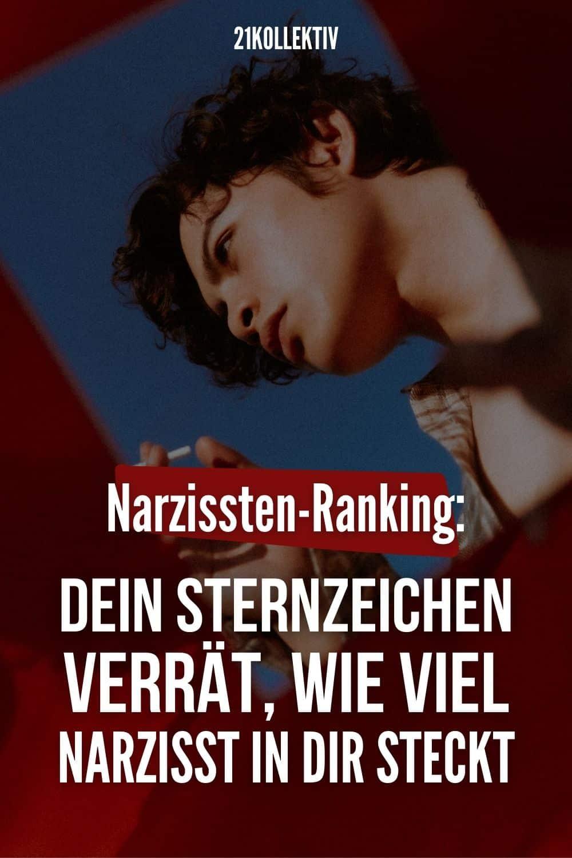 Narzissten-Ranking: Dein Sternzeichen verrät, wie viel Narzisst in dir steckt