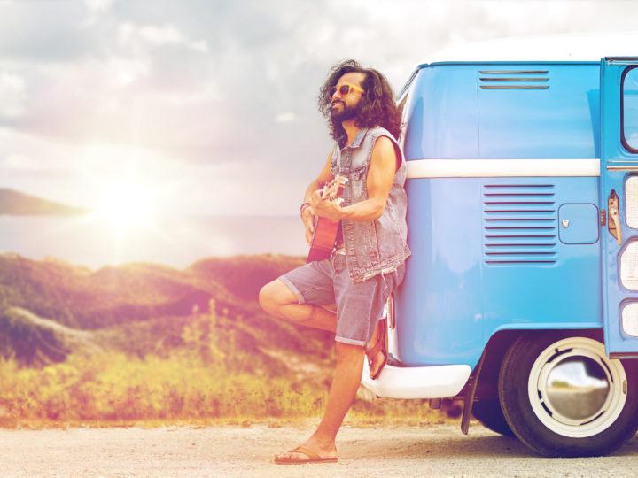 Wie wird man ein Hippie? 22 Eigenschaften eines modernen Hippies