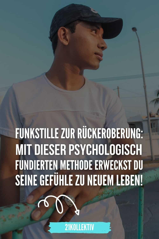 Funkstille zur Rückeroberung: Mit DIESER psychologisch fundierten Methode erweckst du seine Gefühle zu neuem Leben!